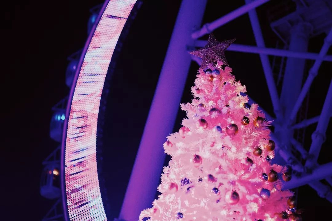 夢幻天空冰場、時髦潮尚大趴、愛有引力首展…大悅聖誕季盛裝登場!