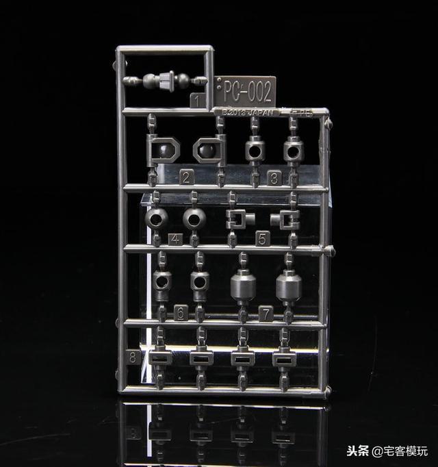 78官測:萬代 HG ARX-8 烈焰魔劍 Ver.IV 17
