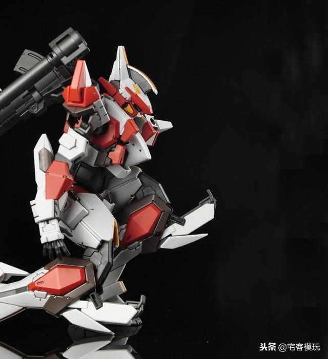 78官測:萬代 HG ARX-8 烈焰魔劍 Ver.IV 67