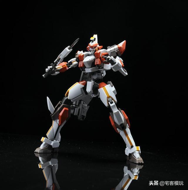 78官測:萬代 HG ARX-8 烈焰魔劍 Ver.IV 71