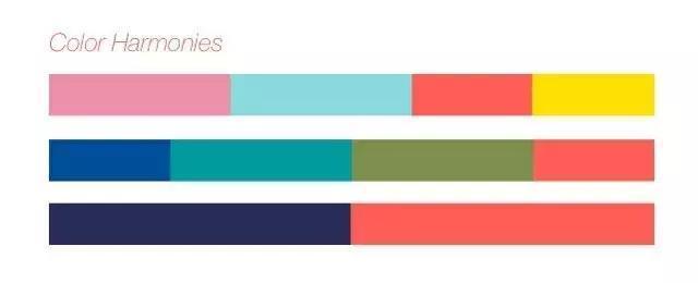 2019年度流行色「珊瑚橙 」5种配色推荐