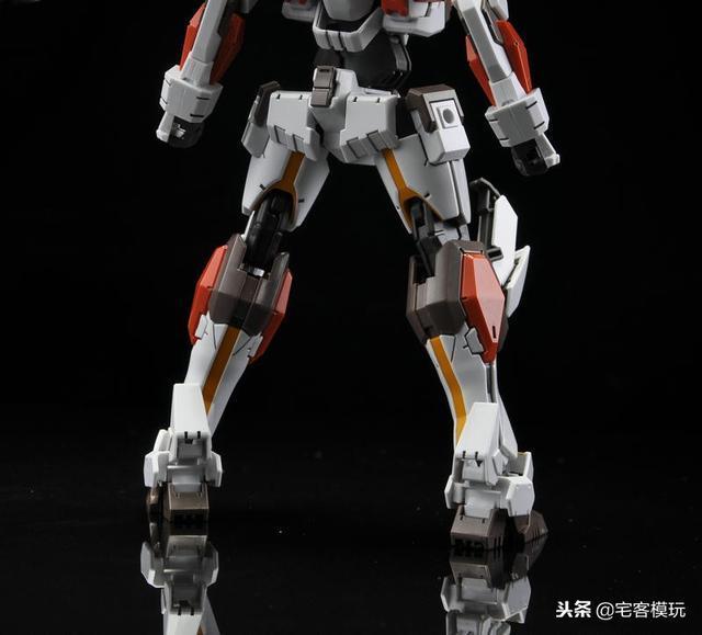 78官測:萬代 HG ARX-8 烈焰魔劍 Ver.IV 49