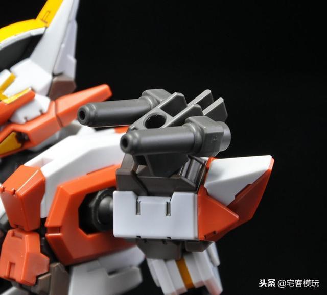 78官測:萬代 HG ARX-8 烈焰魔劍 Ver.IV 53