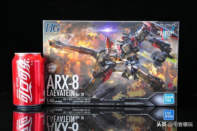 78官測:萬代 HG ARX-8 烈焰魔劍 Ver.IV 2
