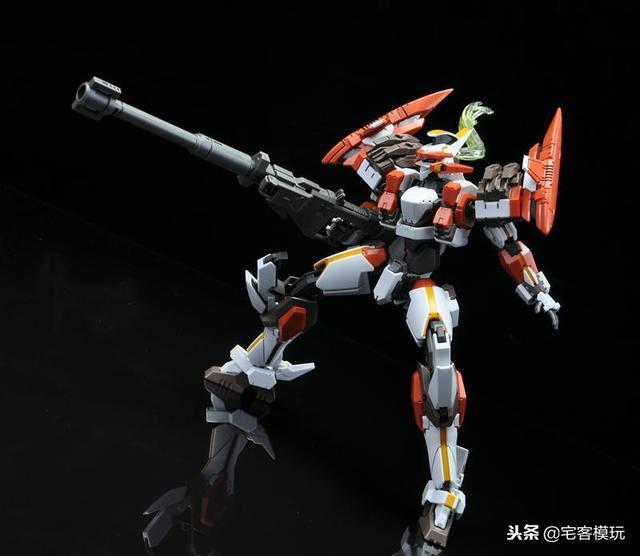 78官測:萬代 HG ARX-8 烈焰魔劍 Ver.IV 74