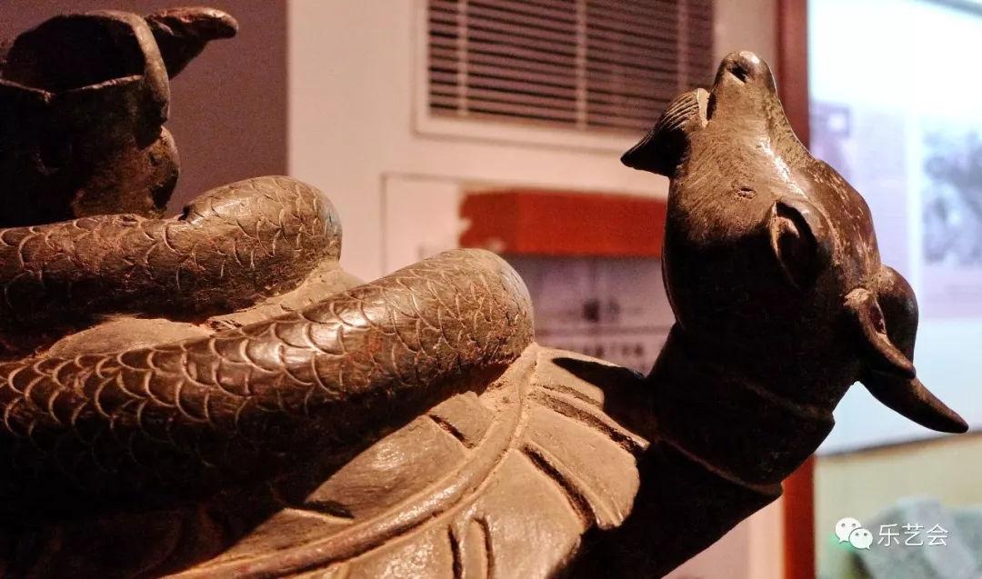 广州博物馆铜铁器欣赏