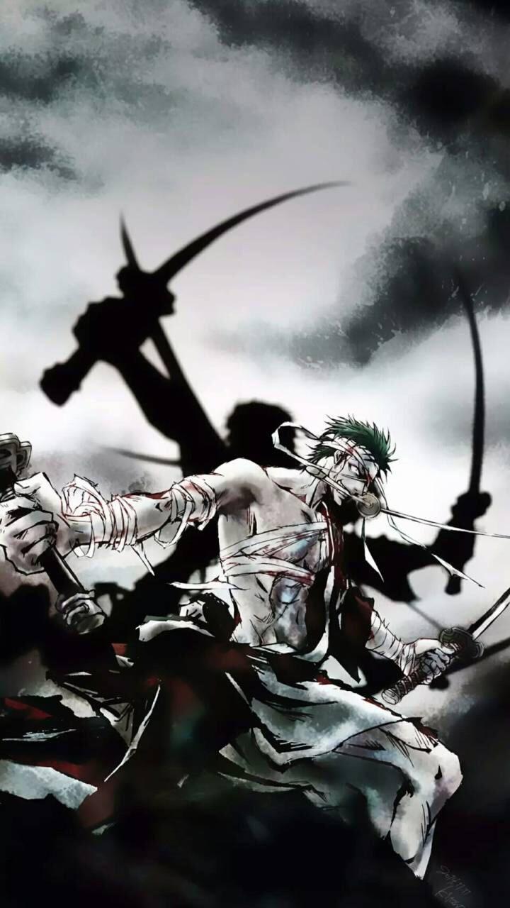 海賊王:黑炭大蛇或強於三災!有可能成為索隆和之國立威之人! 4