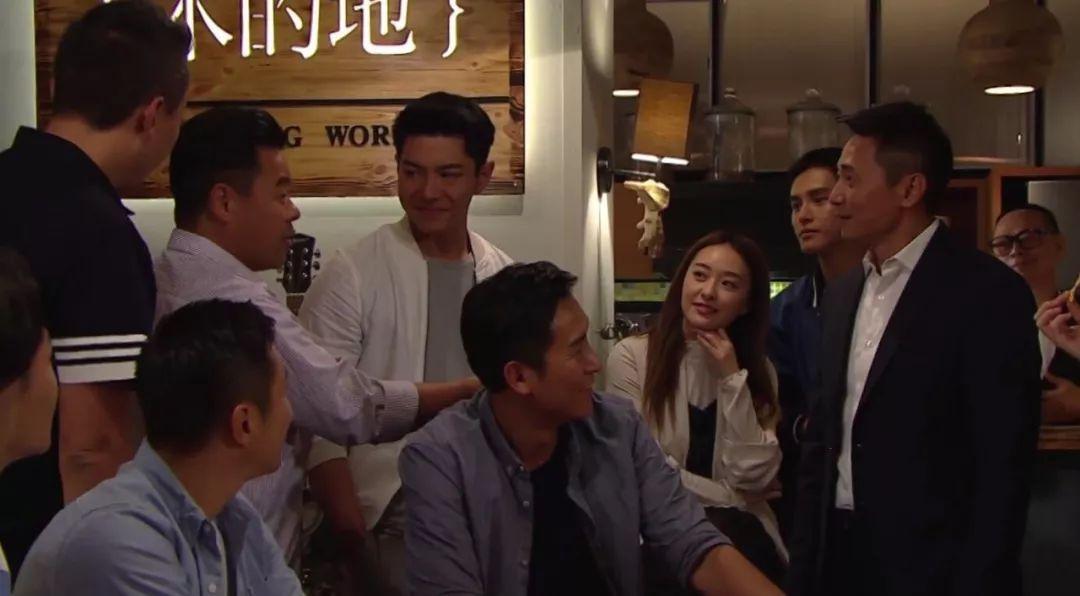 今年看了十多部TVB剧,最喜欢《跳跃生命线》,最失望是它!