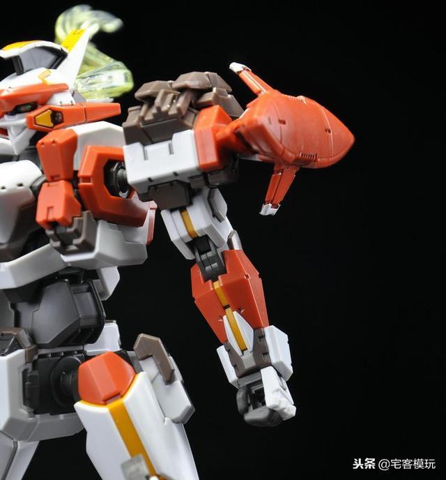 78官測:萬代 HG ARX-8 烈焰魔劍 Ver.IV 38