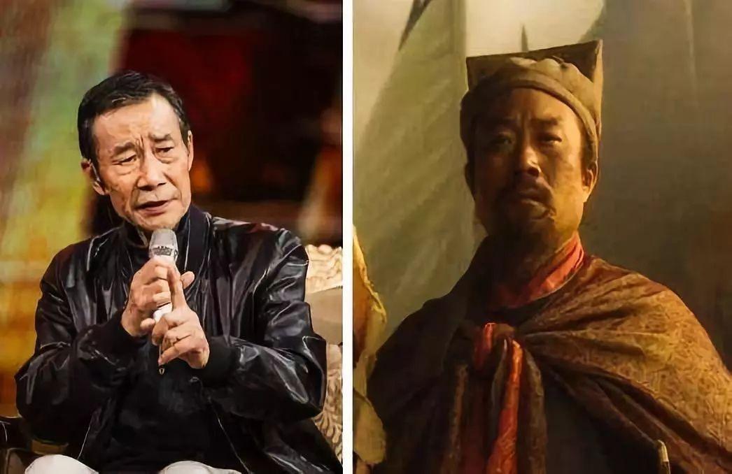 在1996版的《水浒传》中,李雪健对宋江的扮演可谓出神入化.