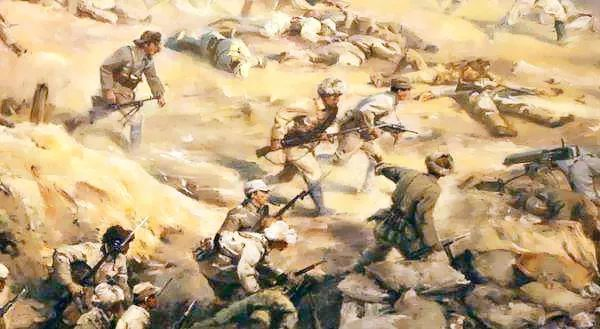 解放军王牌军中的日本人,不让他参加抗美援朝,难过的哭了