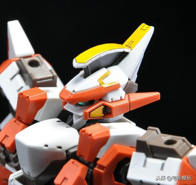 78官測:萬代 HG ARX-8 烈焰魔劍 Ver.IV 25