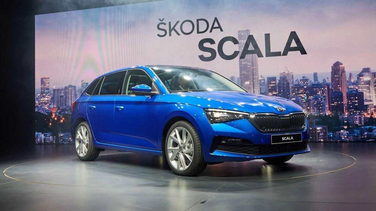 「汽车V报」全新斯柯达SCALA全球首发;新一代高尔夫预告图发布-20181207