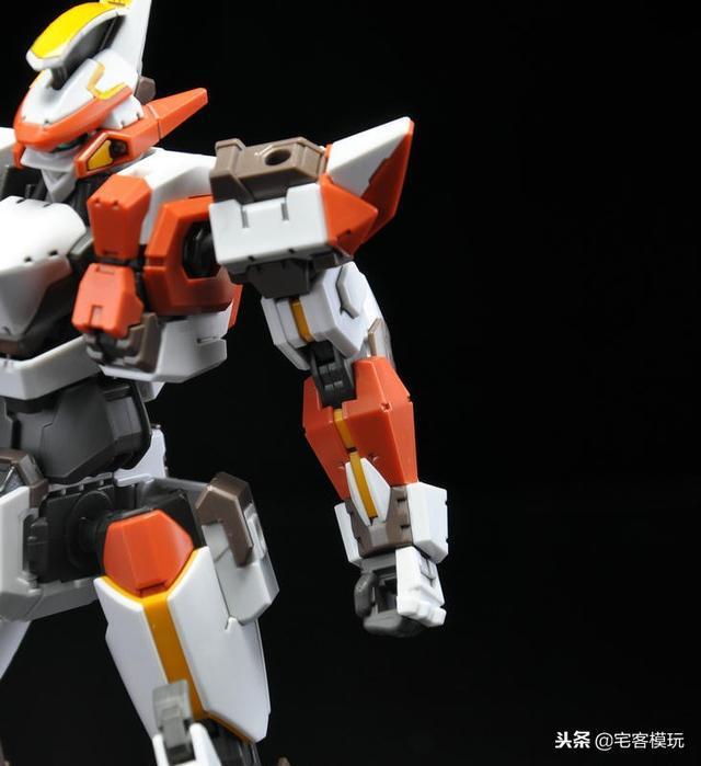 78官測:萬代 HG ARX-8 烈焰魔劍 Ver.IV 35