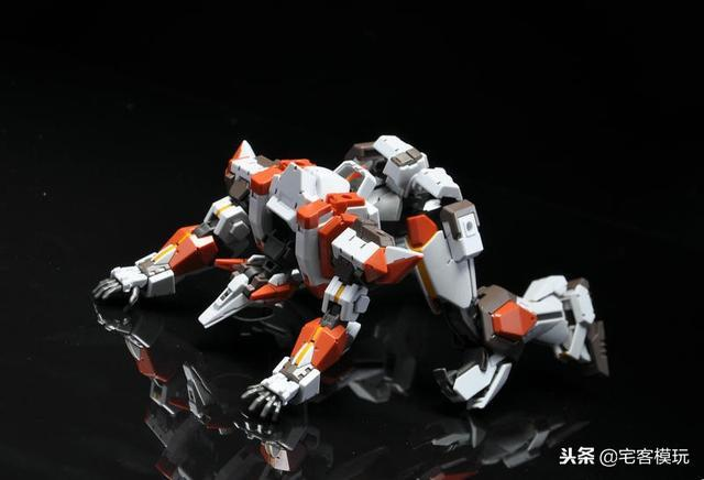 78官測:萬代 HG ARX-8 烈焰魔劍 Ver.IV 68
