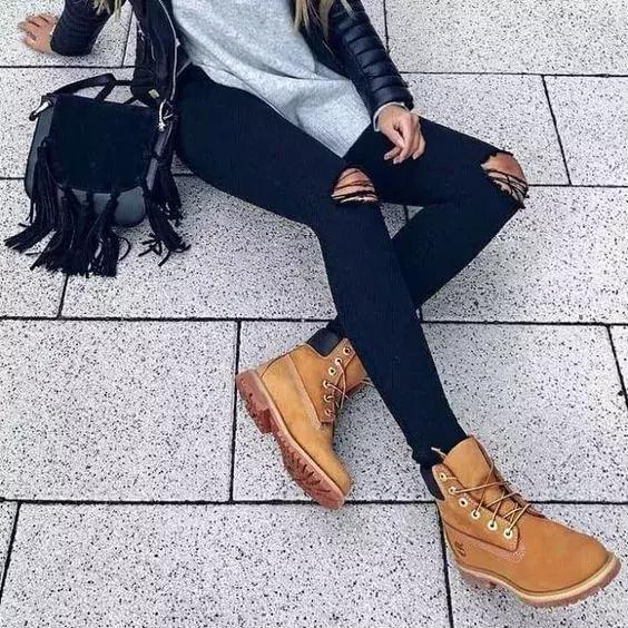 今年冬天,有這一雙鞋就夠了!