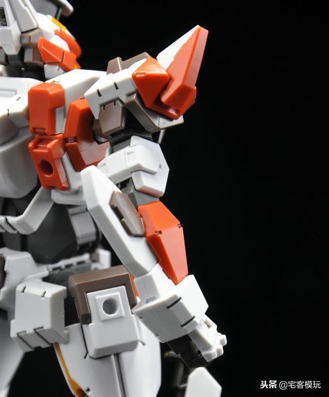 78官測:萬代 HG ARX-8 烈焰魔劍 Ver.IV 36