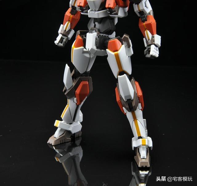 78官測:萬代 HG ARX-8 烈焰魔劍 Ver.IV 42