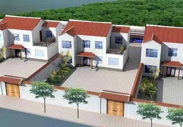 江苏农村房屋设计图经济型 农村小别墅设计图房子 新农村经济型别墅住宅