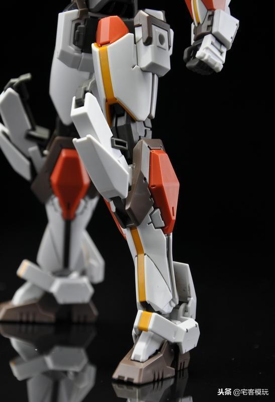 78官測:萬代 HG ARX-8 烈焰魔劍 Ver.IV 48