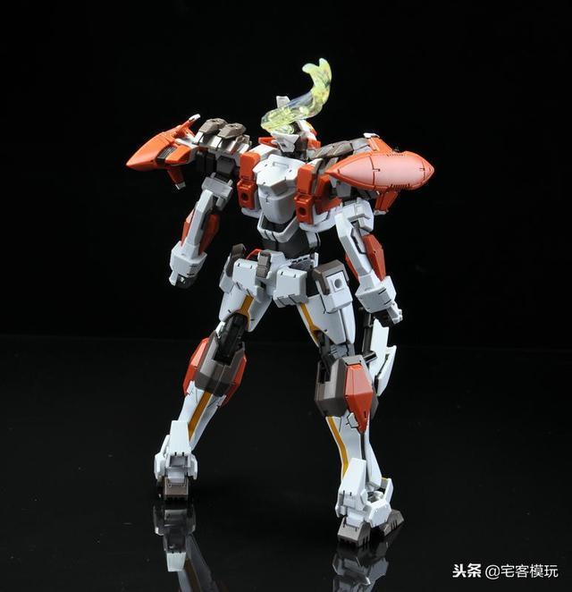 78官測:萬代 HG ARX-8 烈焰魔劍 Ver.IV 23