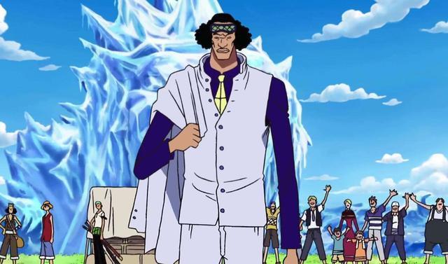 海賊王最難以預測的一個角色,恰恰擁有媲美四皇的破壞力! 1