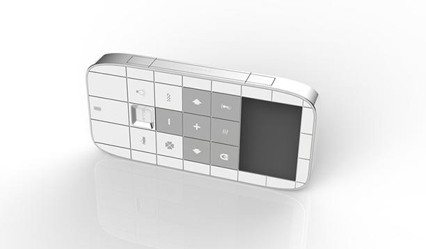智能马桶遥控器