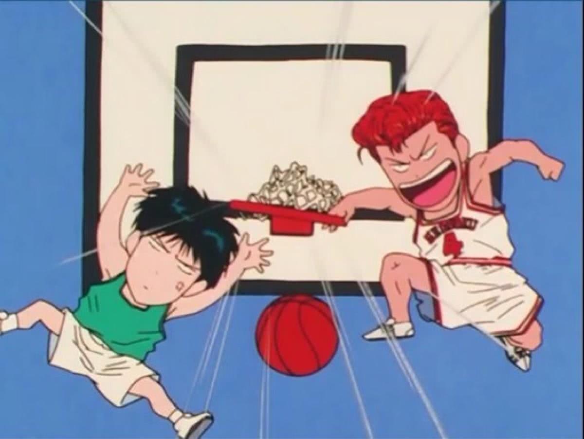 《灌籃高手》流川楓只對這幾件事感興趣,有一件居然是對櫻木的! 3