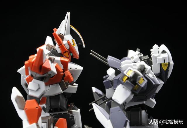 78官測:萬代 HG ARX-8 烈焰魔劍 Ver.IV 59