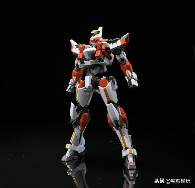 78官測:萬代 HG ARX-8 烈焰魔劍 Ver.IV 20