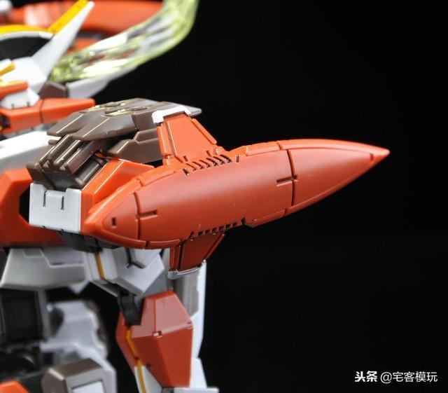 78官測:萬代 HG ARX-8 烈焰魔劍 Ver.IV 37