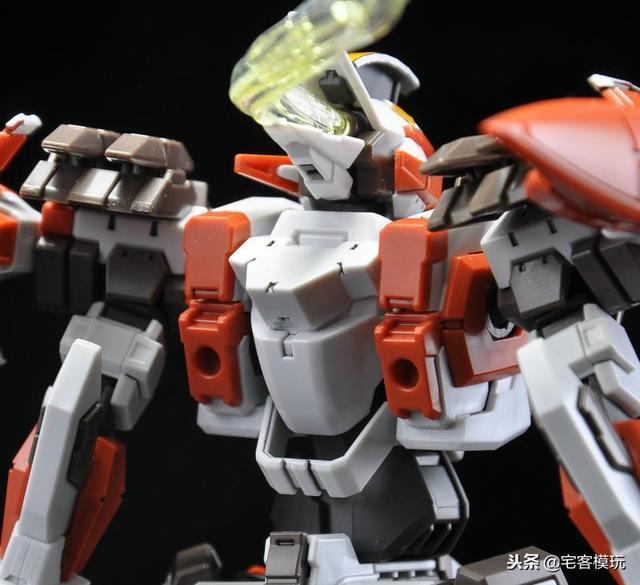 78官測:萬代 HG ARX-8 烈焰魔劍 Ver.IV 34