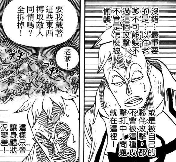 海賊王最難以預測的一個角色,恰恰擁有媲美四皇的破壞力! 5