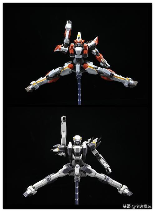 78官測:萬代 HG ARX-8 烈焰魔劍 Ver.IV 61