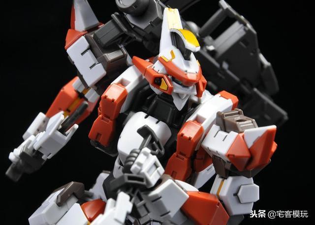 78官測:萬代 HG ARX-8 烈焰魔劍 Ver.IV 72