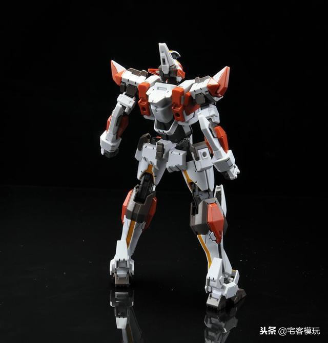 78官測:萬代 HG ARX-8 烈焰魔劍 Ver.IV 21