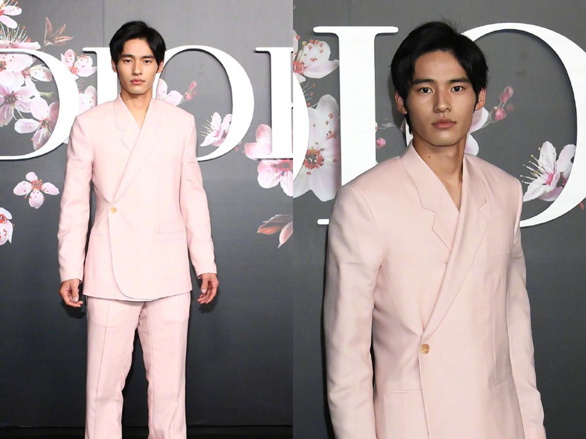 Dior東京秀:本以為貝克漢姆夠潮了,亞洲男星居然更時髦!