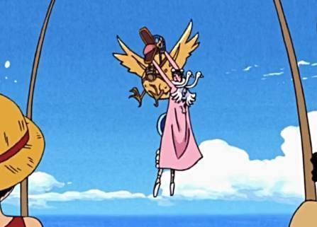 海賊王:掉入大海的五位能力者,兩位已溺亡,一位能正常呼吸 3