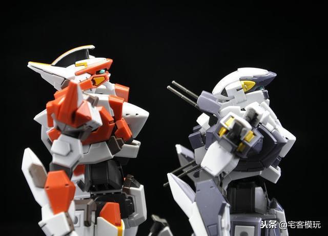 78官測:萬代 HG ARX-8 烈焰魔劍 Ver.IV 58