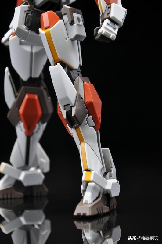 78官測:萬代 HG ARX-8 烈焰魔劍 Ver.IV 44
