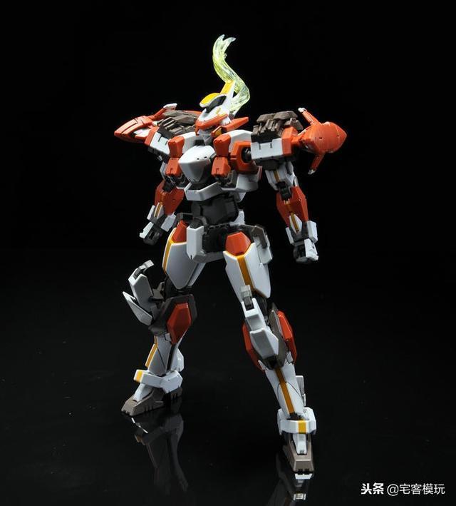78官測:萬代 HG ARX-8 烈焰魔劍 Ver.IV 22