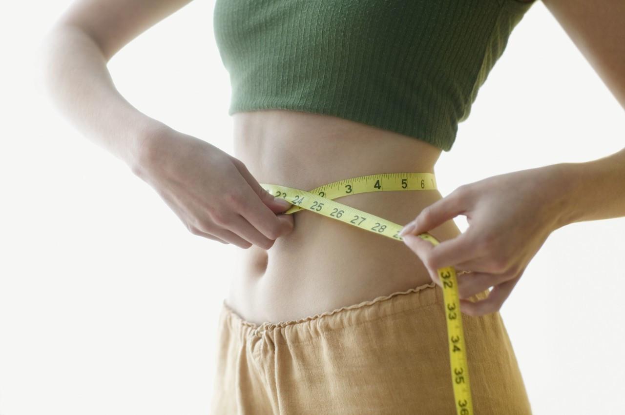 腹部手工减肥的原理_腹部减肥图片