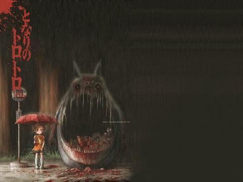 暗黑動漫?宮崎駿的《龍貓》背後竟暗藏了日本虐殺事件...... 2