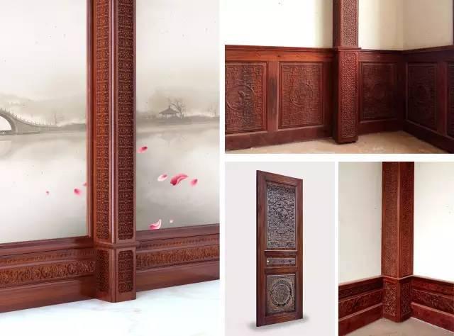 美了 ,醉了,中式红木家具,让豪宅更有韵味-实木家具