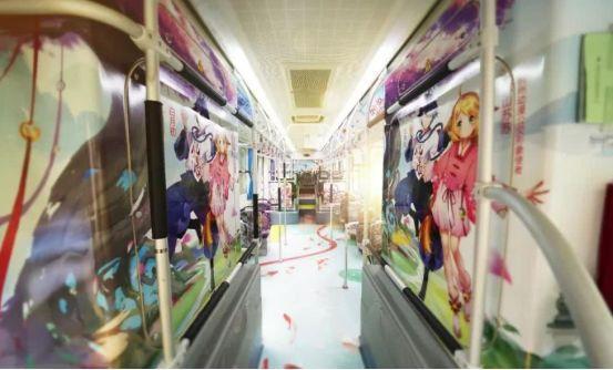日本雪初音、中國小紅娘電車於12月同時啟動,是時候聖地巡禮了 7