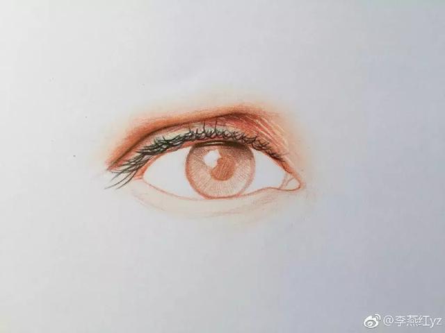 这技法不错,她用水溶彩铅画明星,迪丽热巴,蔡徐坤,赵丽颖