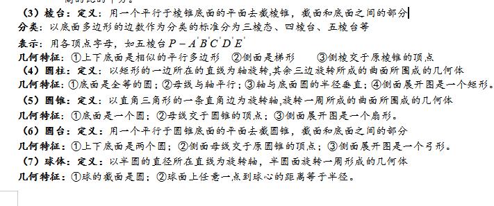 5常识点全总结,高一到高三基本热点常识点大全!(责编保举:数学家教jxfudao.com/xuesheng)