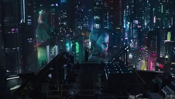 《攻殼機動隊》新TV動畫製作確定 女主素子宣傳圖公開 3