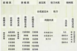 八种黑酸枝木的特征与鉴别(图解)-风水摆件