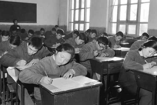 1978年的高考数学题,考62分啥水平?网友:真正的大学生